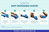 How to Doff Disposable Gloves